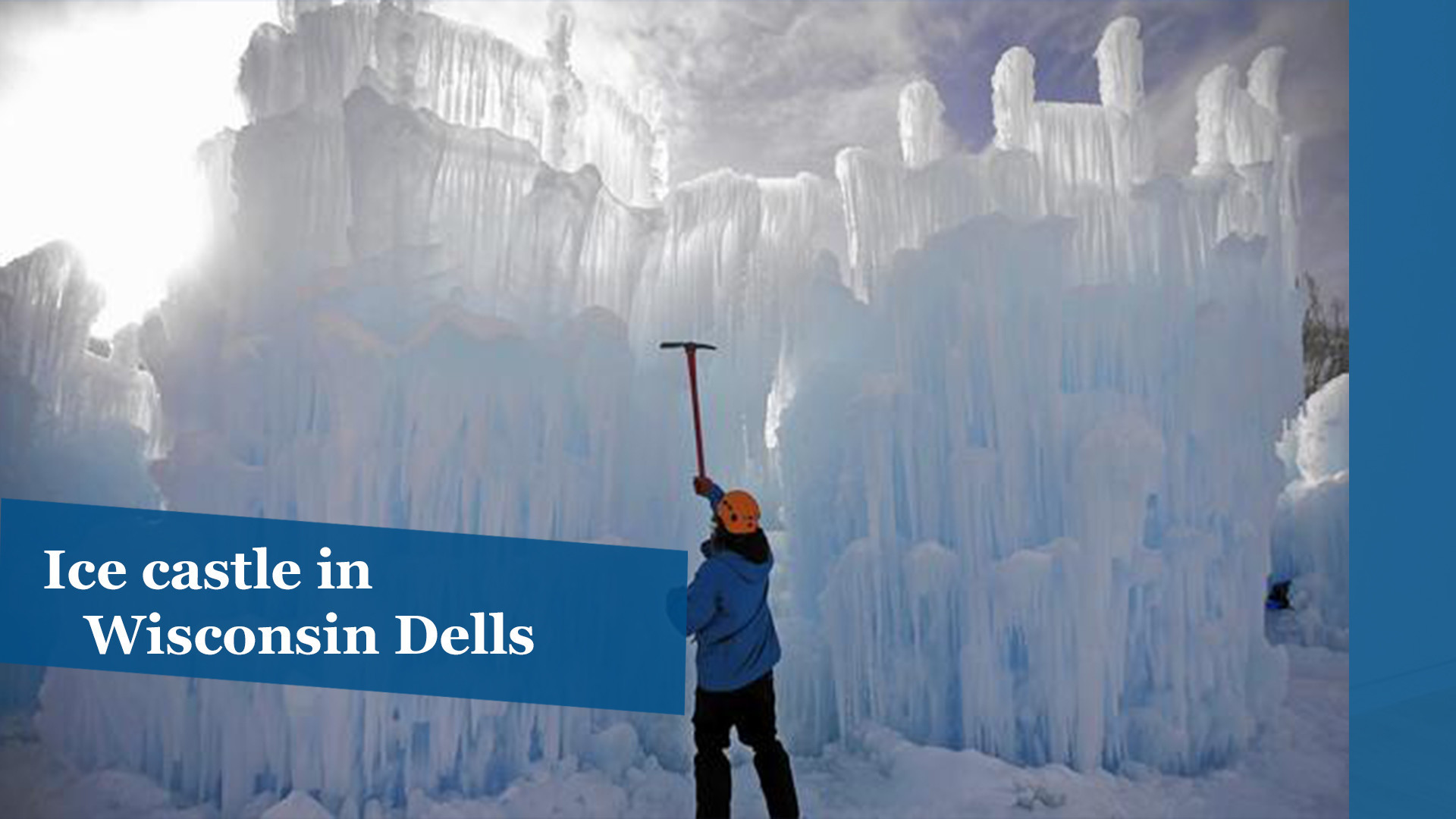 wisconsin dells ice castle