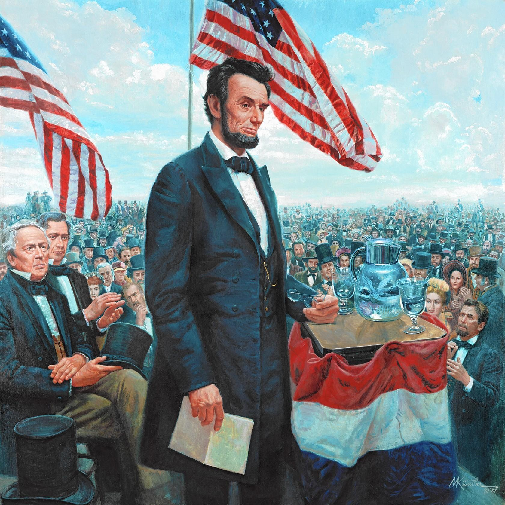 Top Lehigh Valley Weekend Events Include Abraham Lincoln