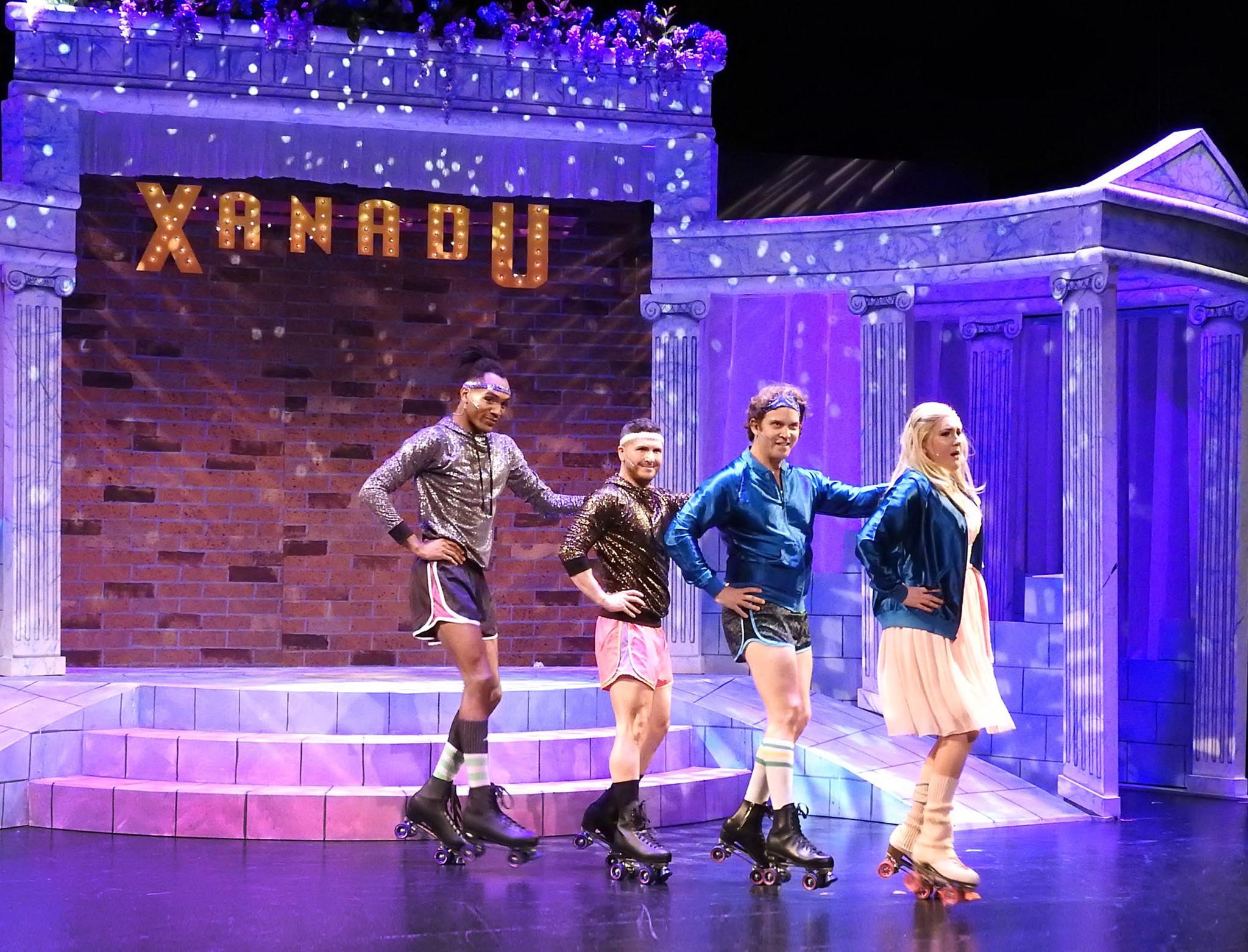 Review Xanadu makes for a great goofy escape