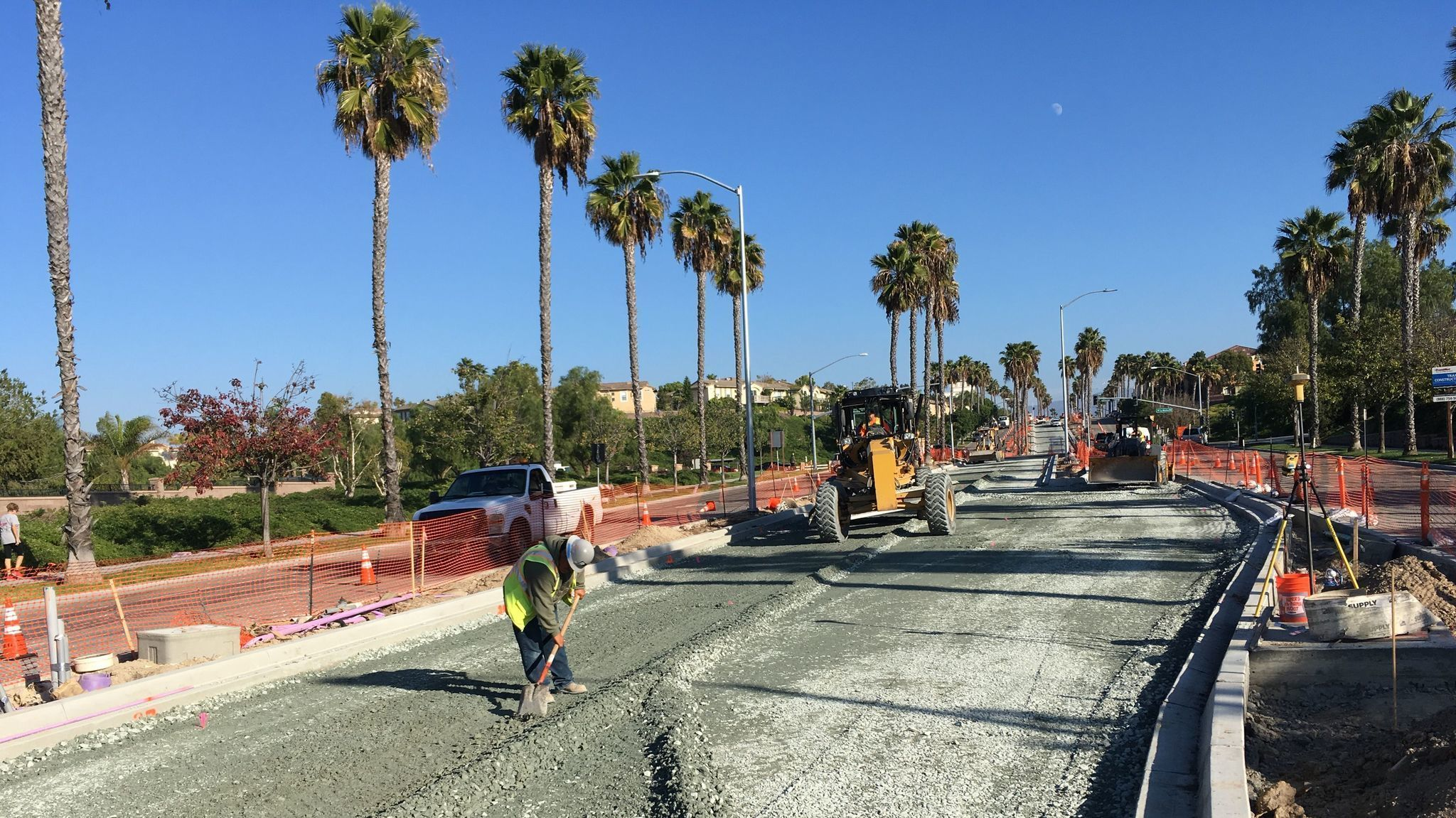 Crews making progress on rapid transit project in South