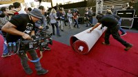 The red carpet isn't actually red, and other secrets