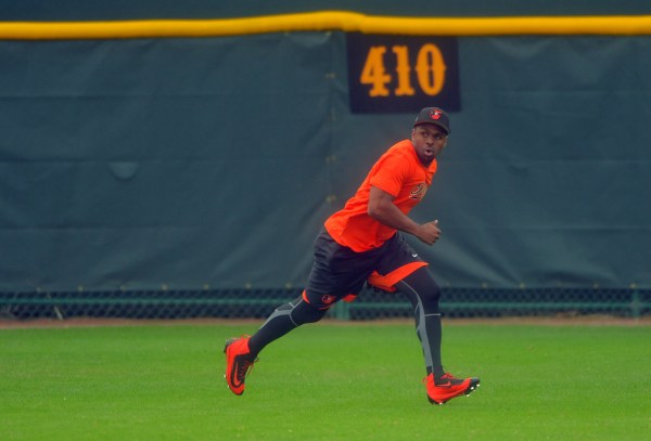 Orioles' Michael Bourn Four Weeks With Broken Finger