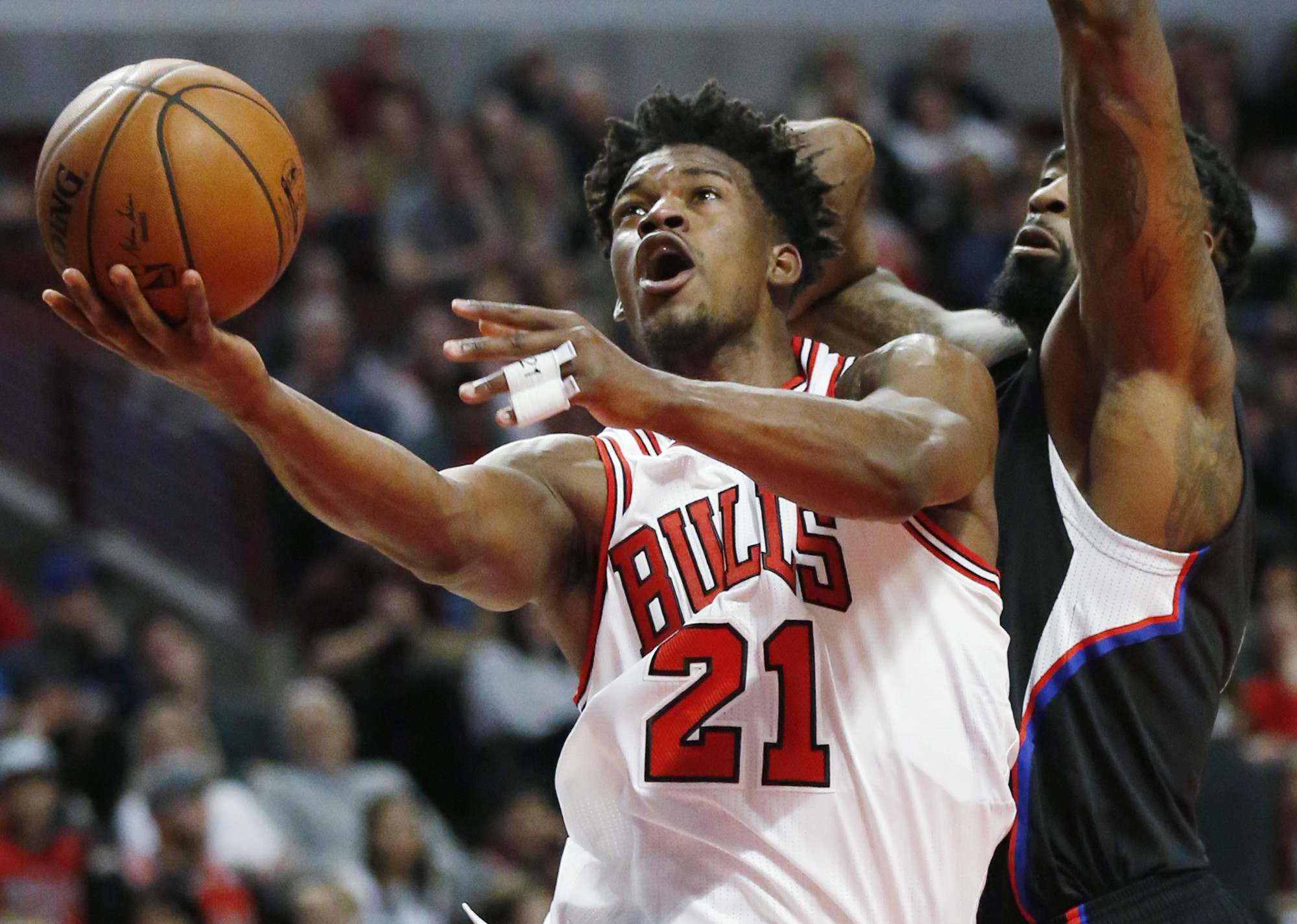 Bulls look to free Jimmy Butler for more scoring as they begin key stretch  Chicago Tribune