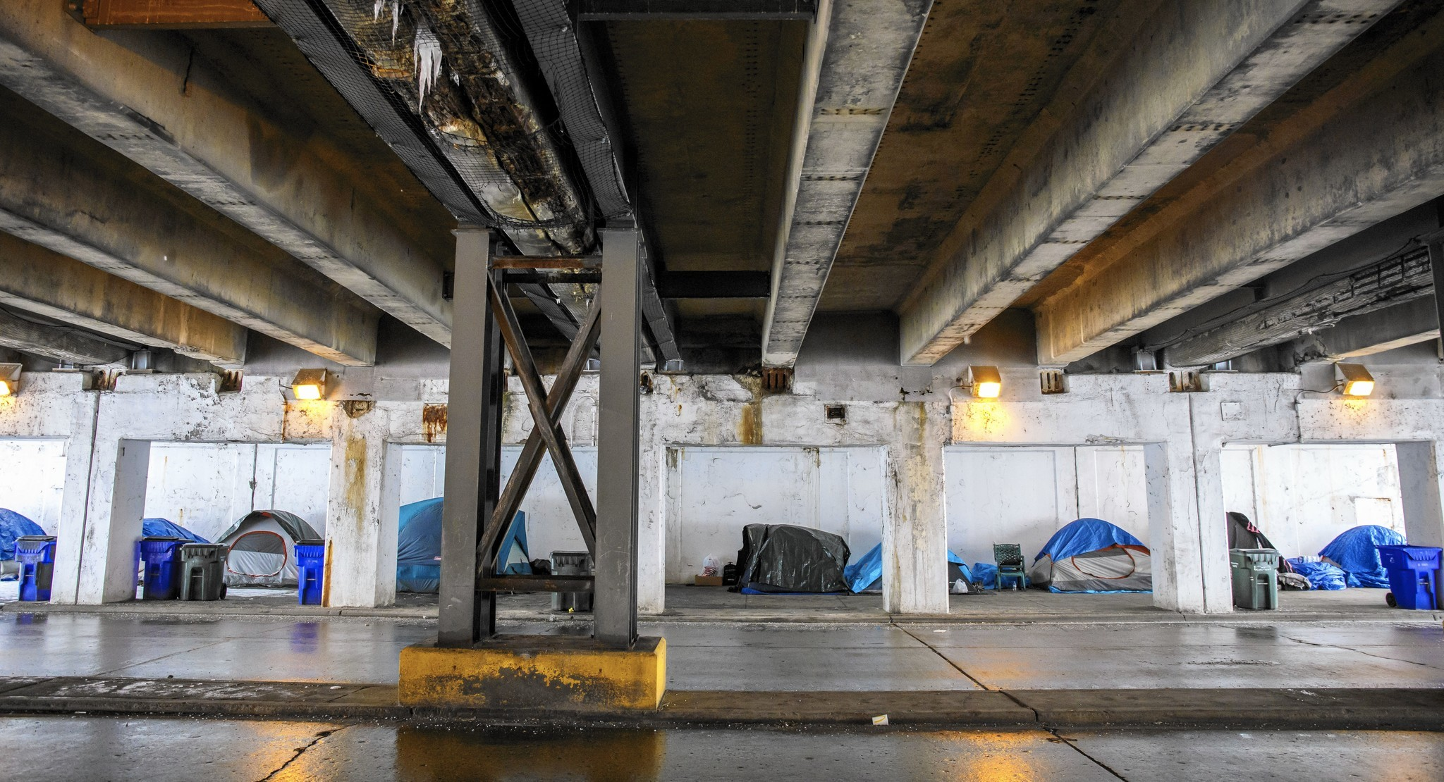 Chicagos homeless need housing not handouts  Chicago