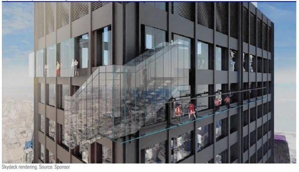 Willis Tower' Skydeck - Chicago Tribune