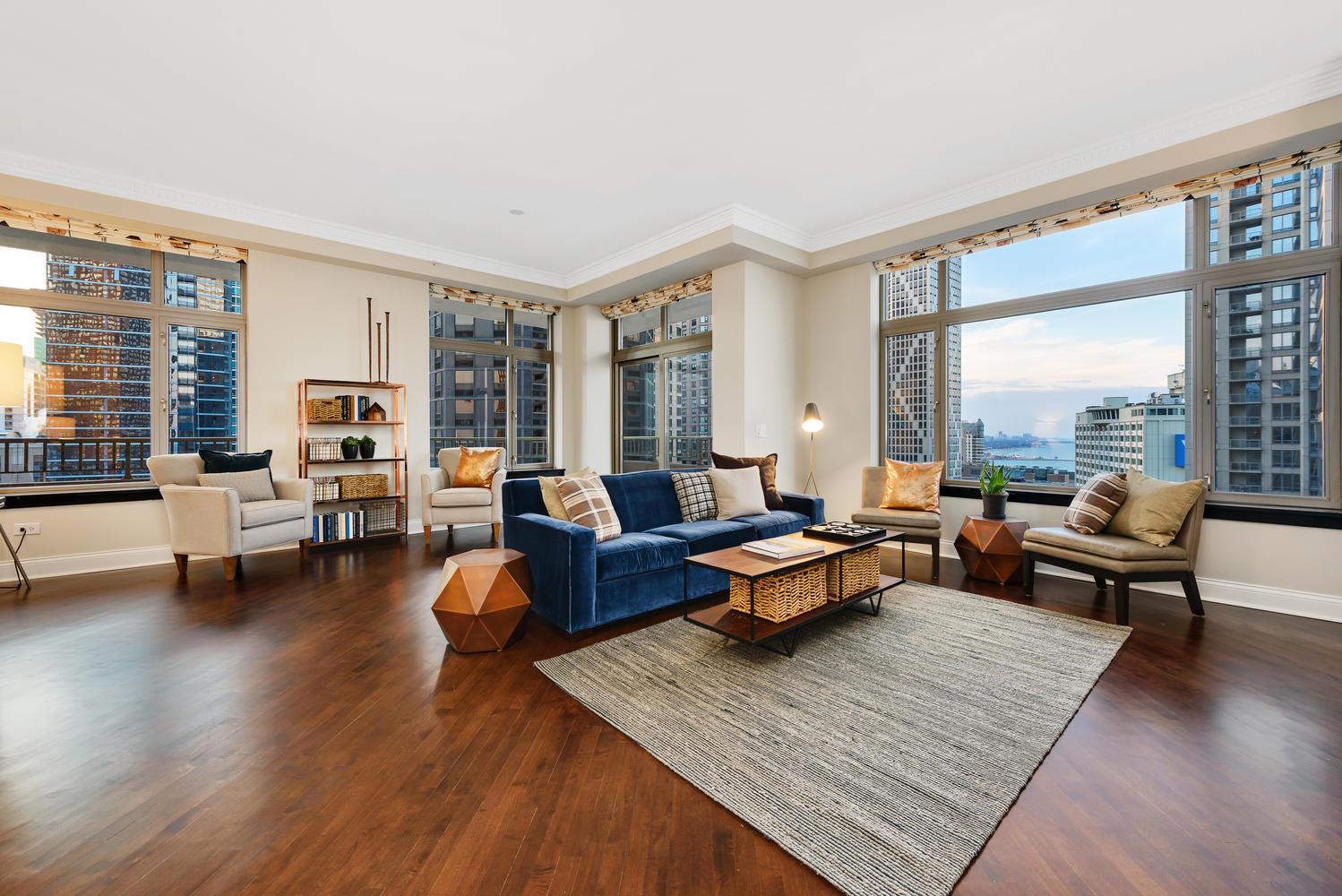 Chicago penthouse with two parking spots 22M  Chicago Tribune