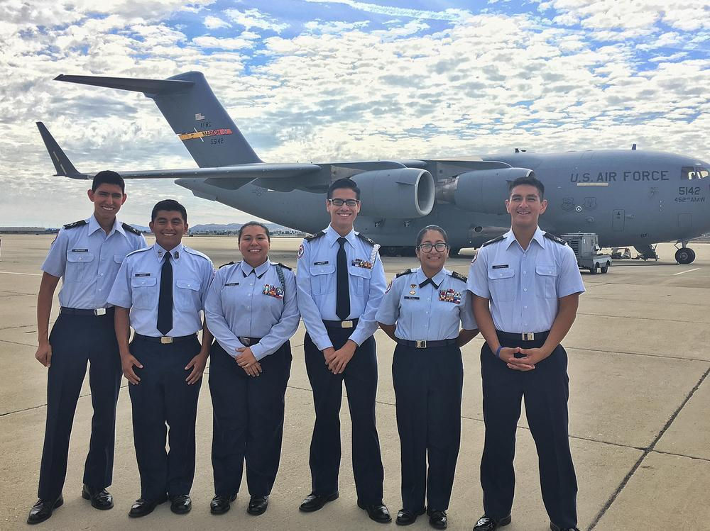 Vista Highs Jr ROTC gets top honors  The San Diego