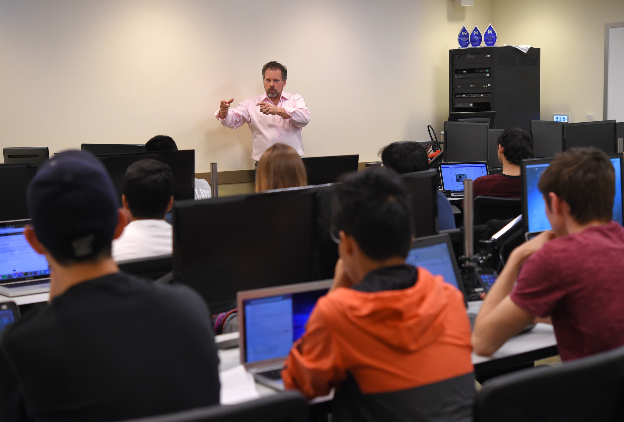 Amid groundswell in cybersecurity courses novel UMD