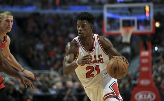 Bulls Gauging Jimmy Butler S Trade Market Is Due Diligence