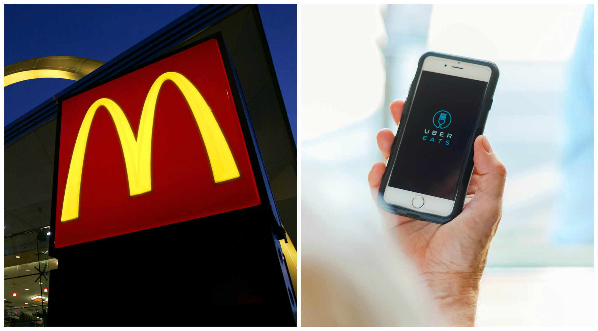 McDonalds expands McDelivery via UberEats 40piece McNuggets is popular  Chicago Tribune