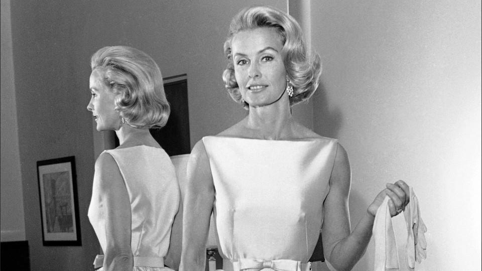 Actress Dina Merrill dead at 93  Chicago Tribune