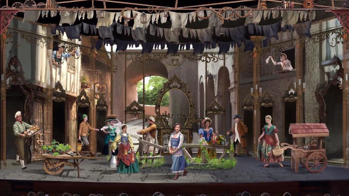 Full Castle Barneys Musical