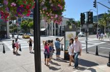 Earthquake Fault Runs Rodeo Drive And Beverly