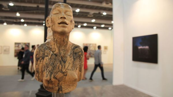 Mexico City' Art Scene Booming With Deep