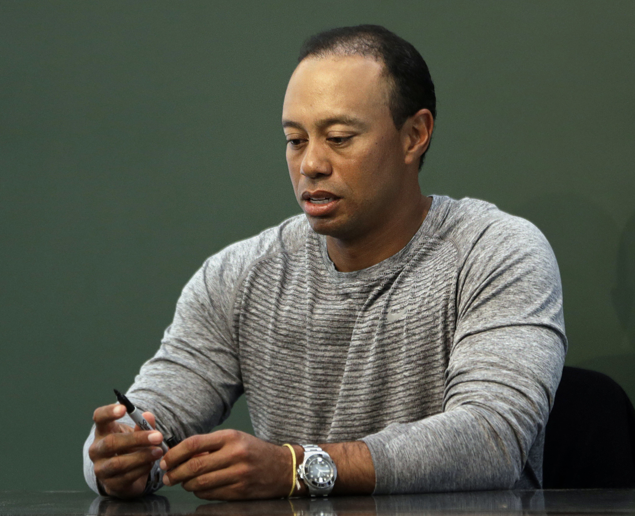 news on tiger woods today