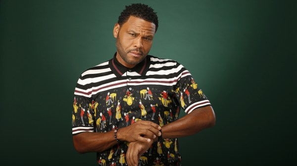 Anthony Anderson Explains 'black-ish' With Fear - La Times