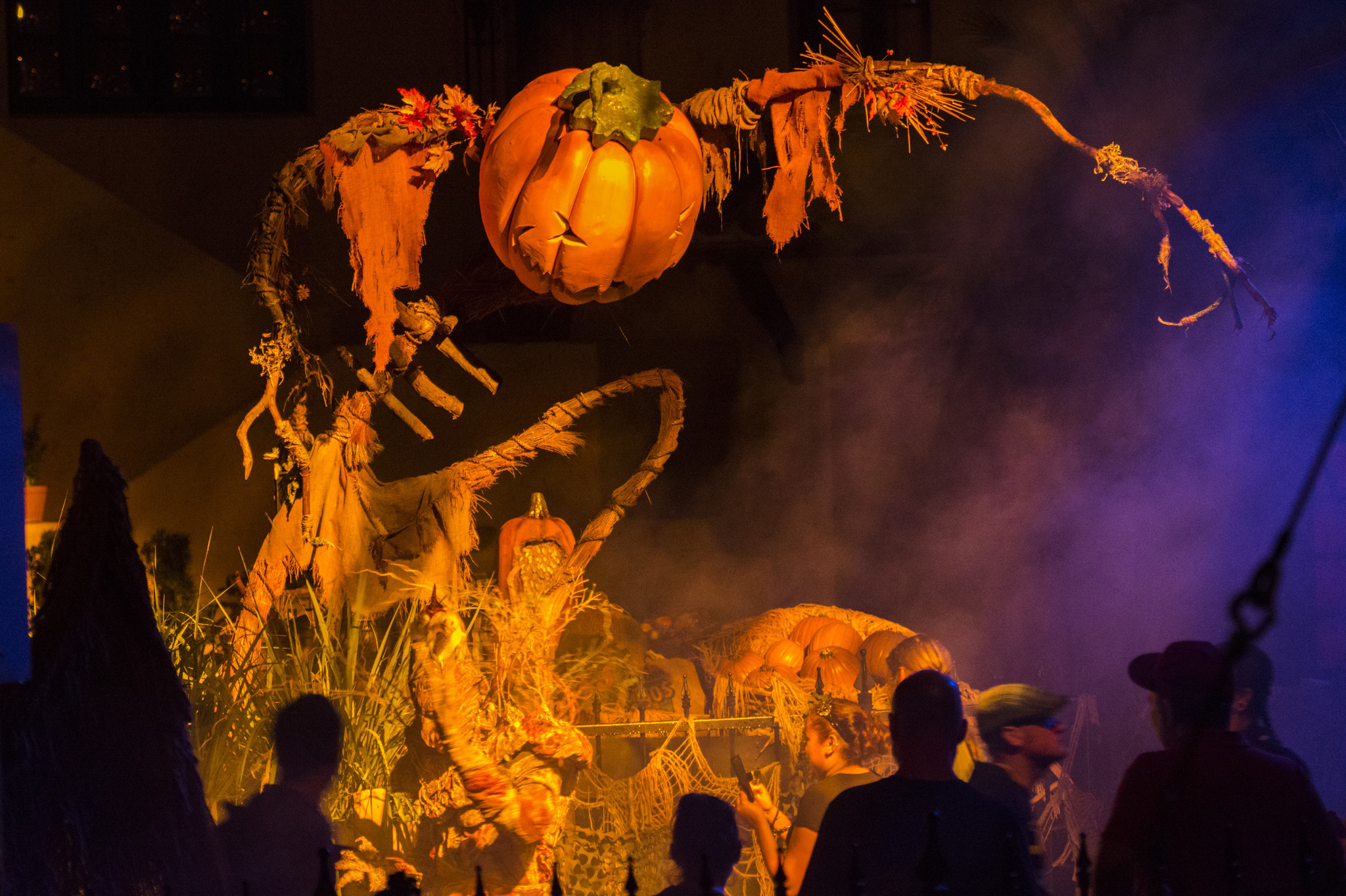 Fall Scarecrow Wallpaper Universal Halloween Horror Nights Tickets Are On Sale