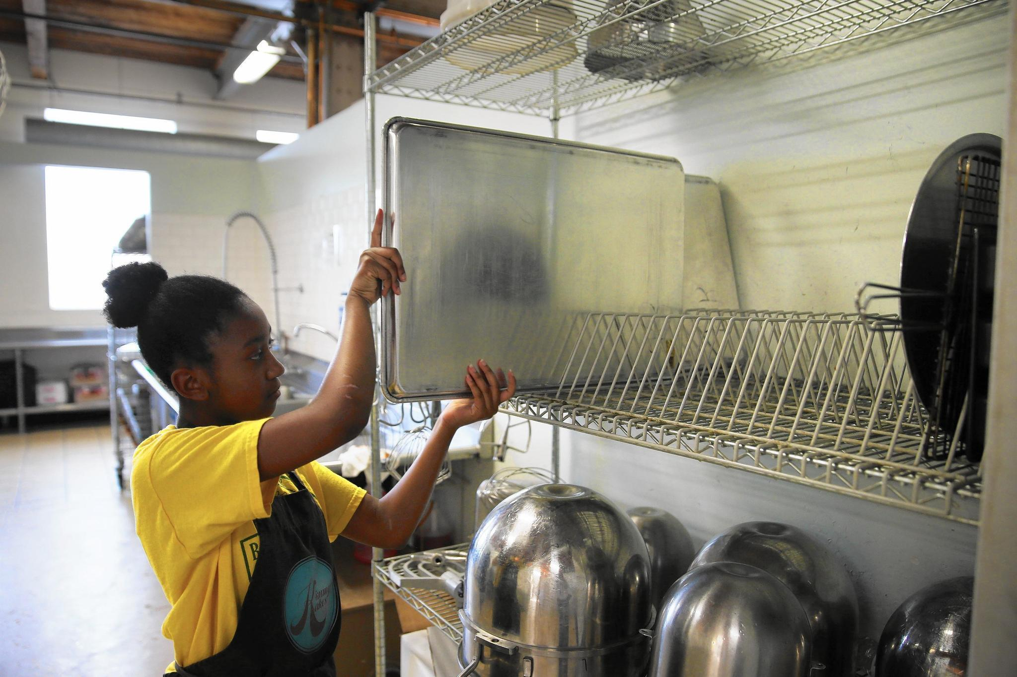 At Kitchen Chicago small food businesses dream big