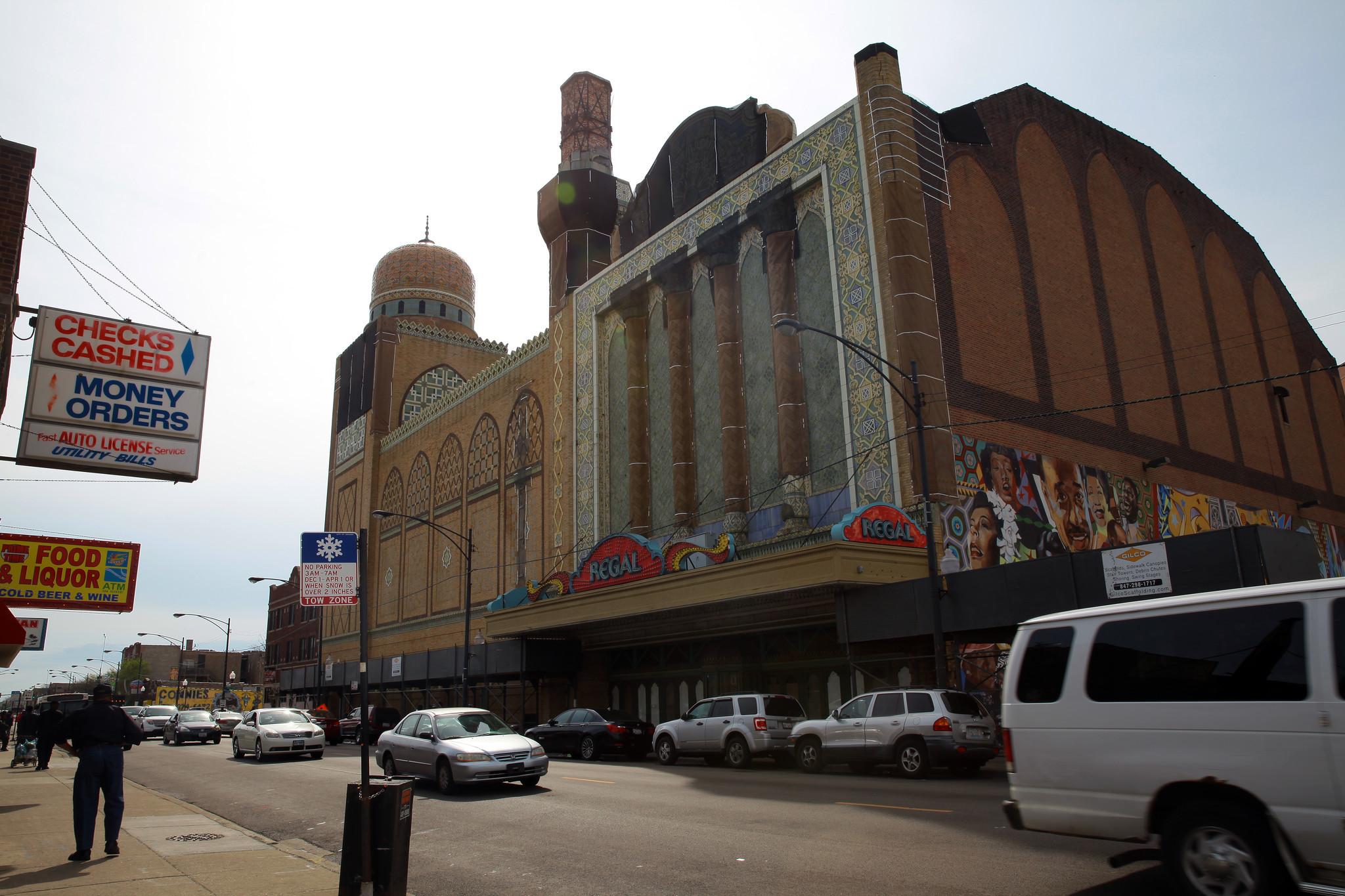 Regal Theater Chicago