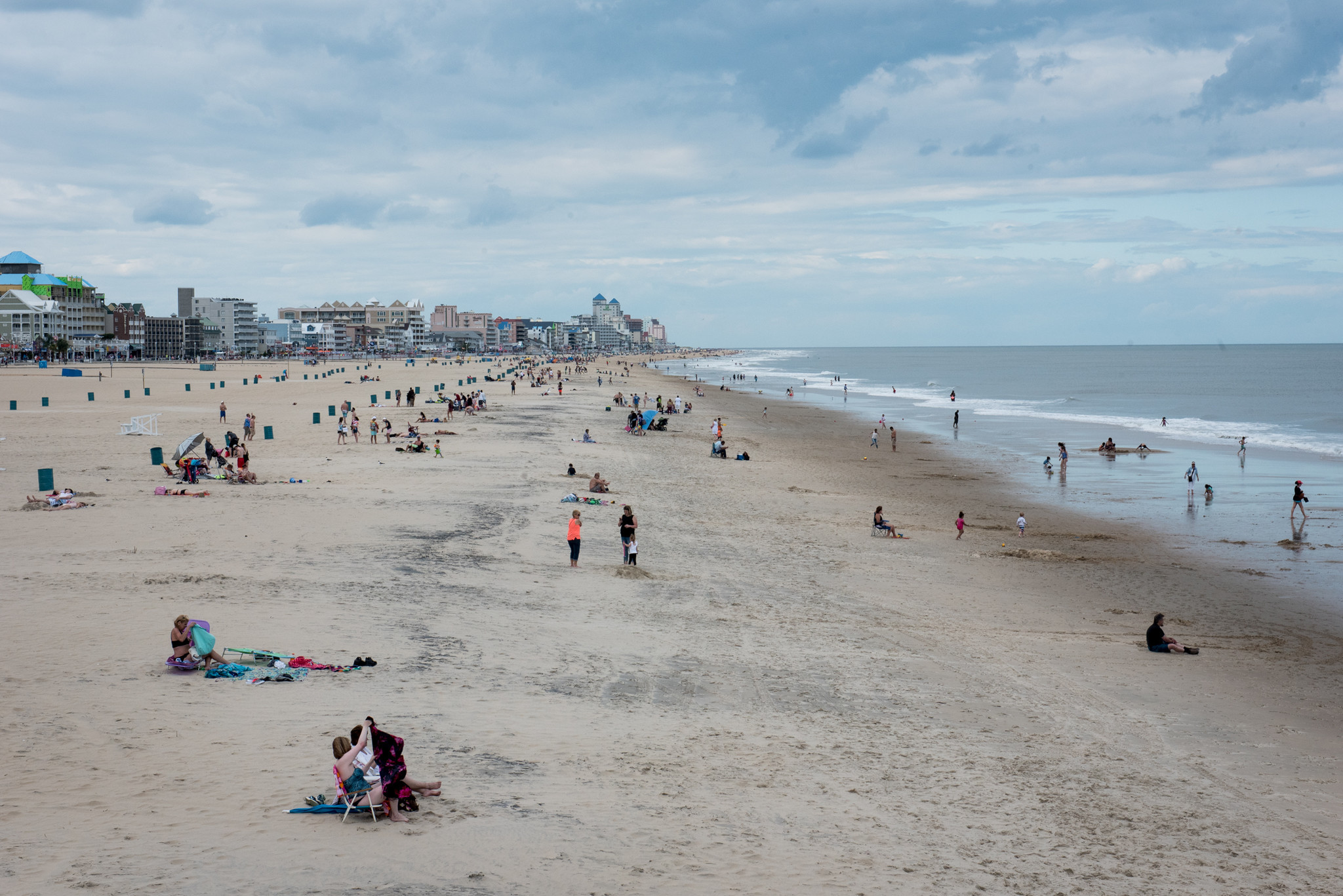 AGs office says Ocean City can ask topless women to cover up  Baltimore Sun