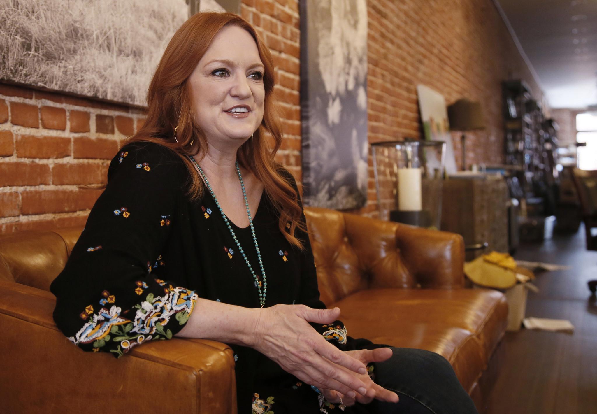 Oklahomas Pioneer Woman builds media empire on the