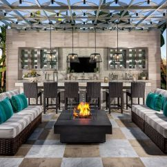 Outdoor Living Rooms Pictures Mirror Above Couch Room New Ideas For Spaces The San Diego Union Tribune