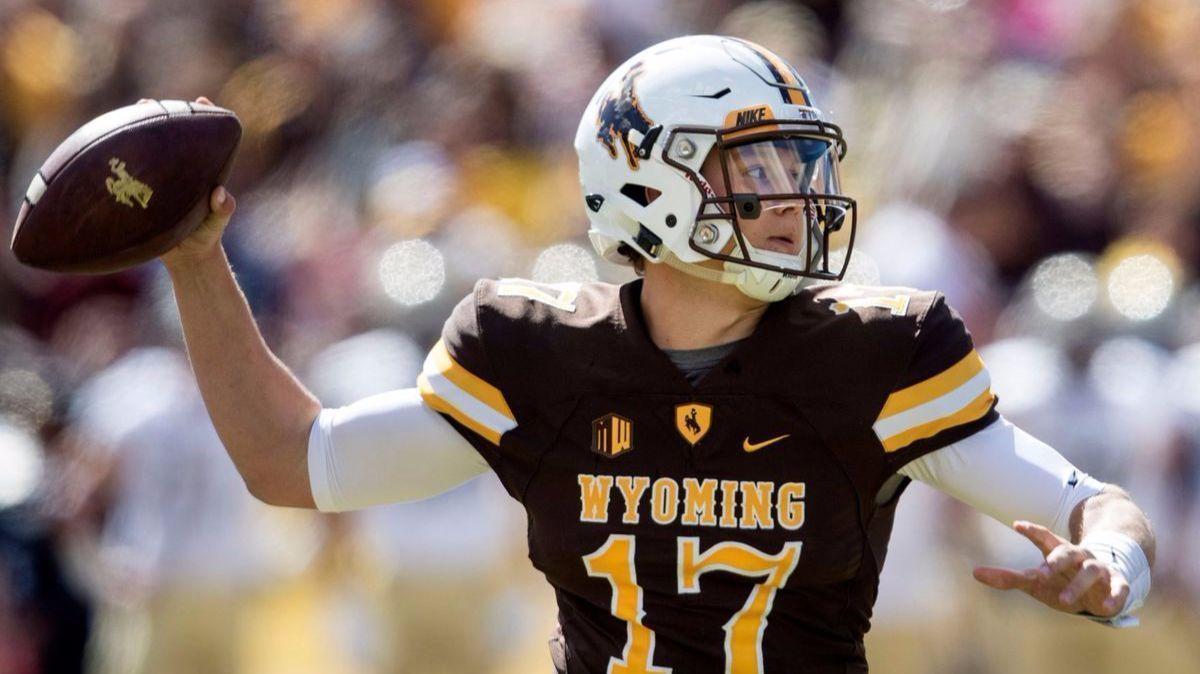 College football rankings Wyoming Cowboys  Orlando Sentinel
