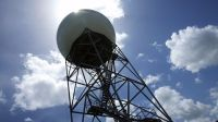 Lightning damages radar at National Weather Service in ...