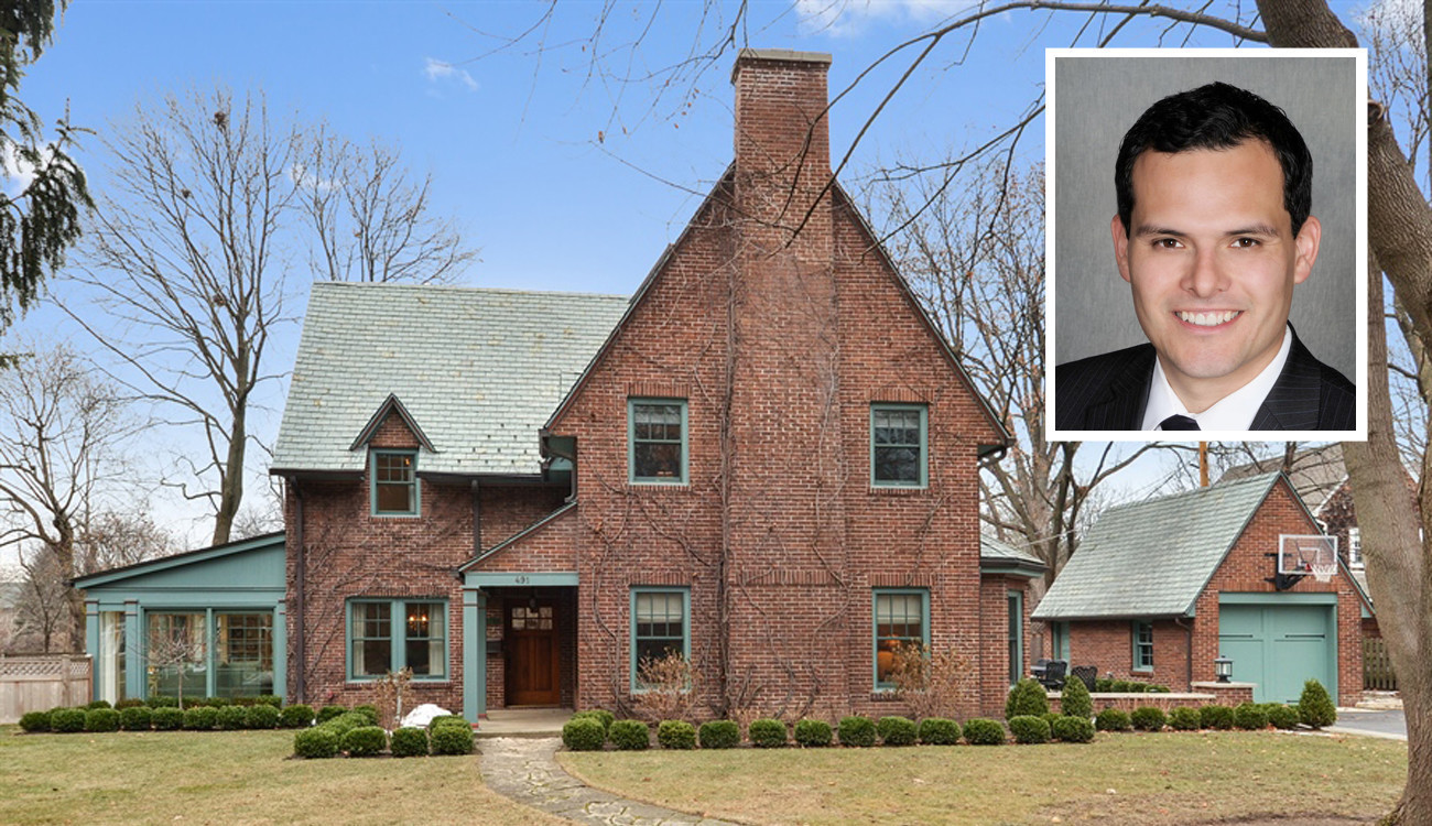 WGNTV anchor Dan Ponce and wife buy Glencoe home for