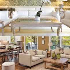 Dining Table And Sofa In Living Room Couch Seat Saver Formal Vs. Functional: Rooms Fall From Favor ...