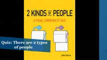 Visual Quiz 2 Types Of People - Chicago Tribune