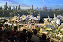 Disney Names Star Wars Lands 'galaxy' Edge' - Chicago