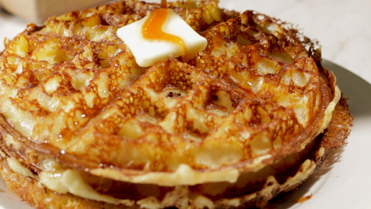 Culinary SOS Brown Sugar Kitchens waffle recipe  LA Times