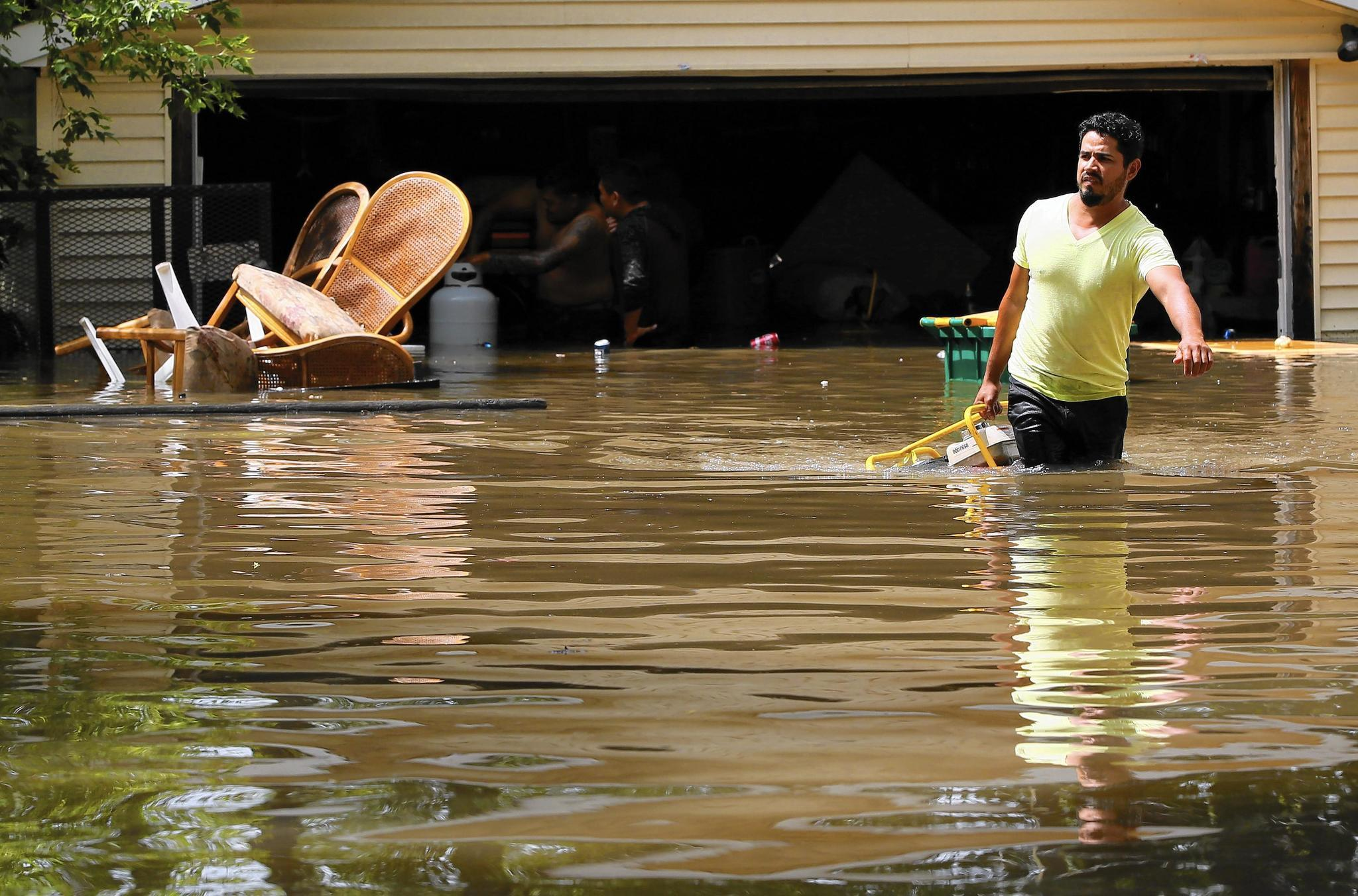 If flood insurance program lapses itll be total chaos