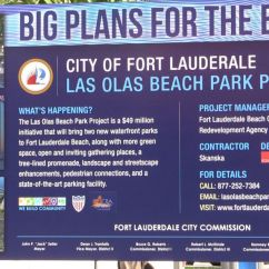 Beach Chairs For Cheap Countertop Height Six Major Changes Coming To Fort Lauderdale - Sun Sentinel