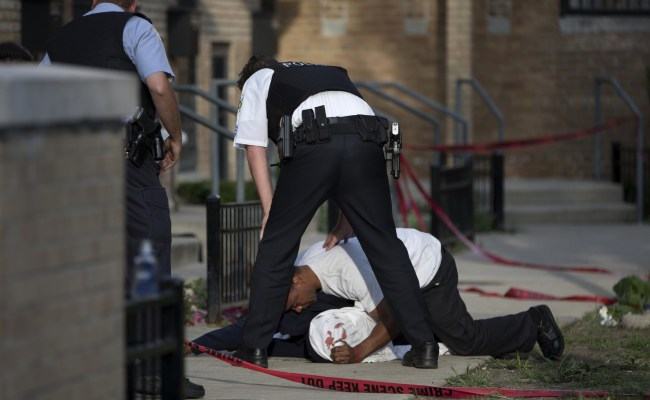 More People Dying From Gunshot Wounds As Chicago Marks 400