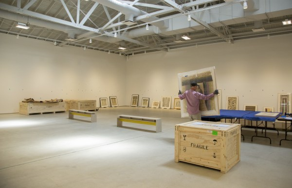 Ica La Sneak Peek Downtown' Art Museum - Los Angeles Times