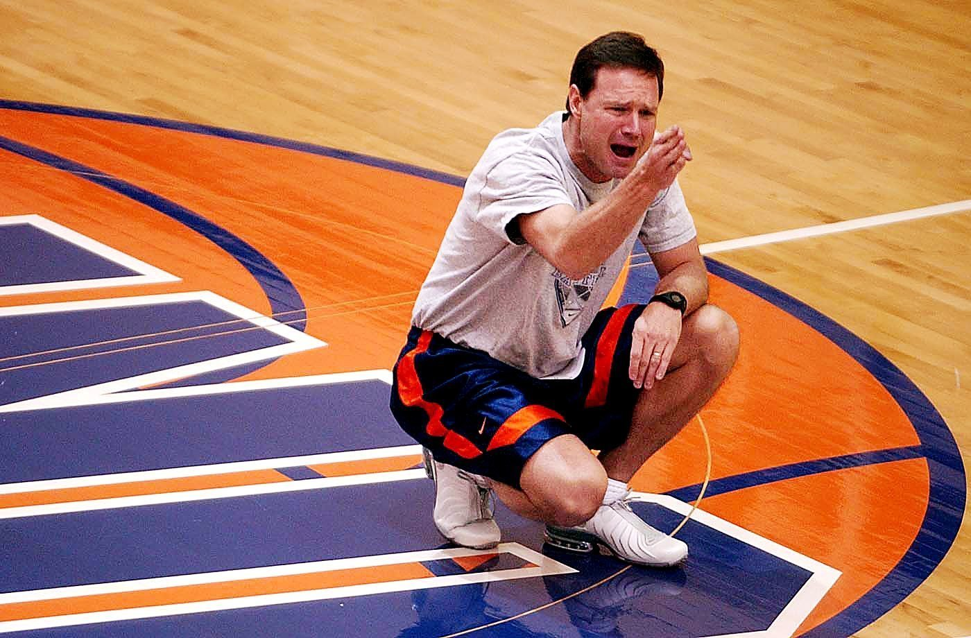 On eve of Hall of Fame enshrinement Bill Self reflects on short tenure at Illinois  Chicago