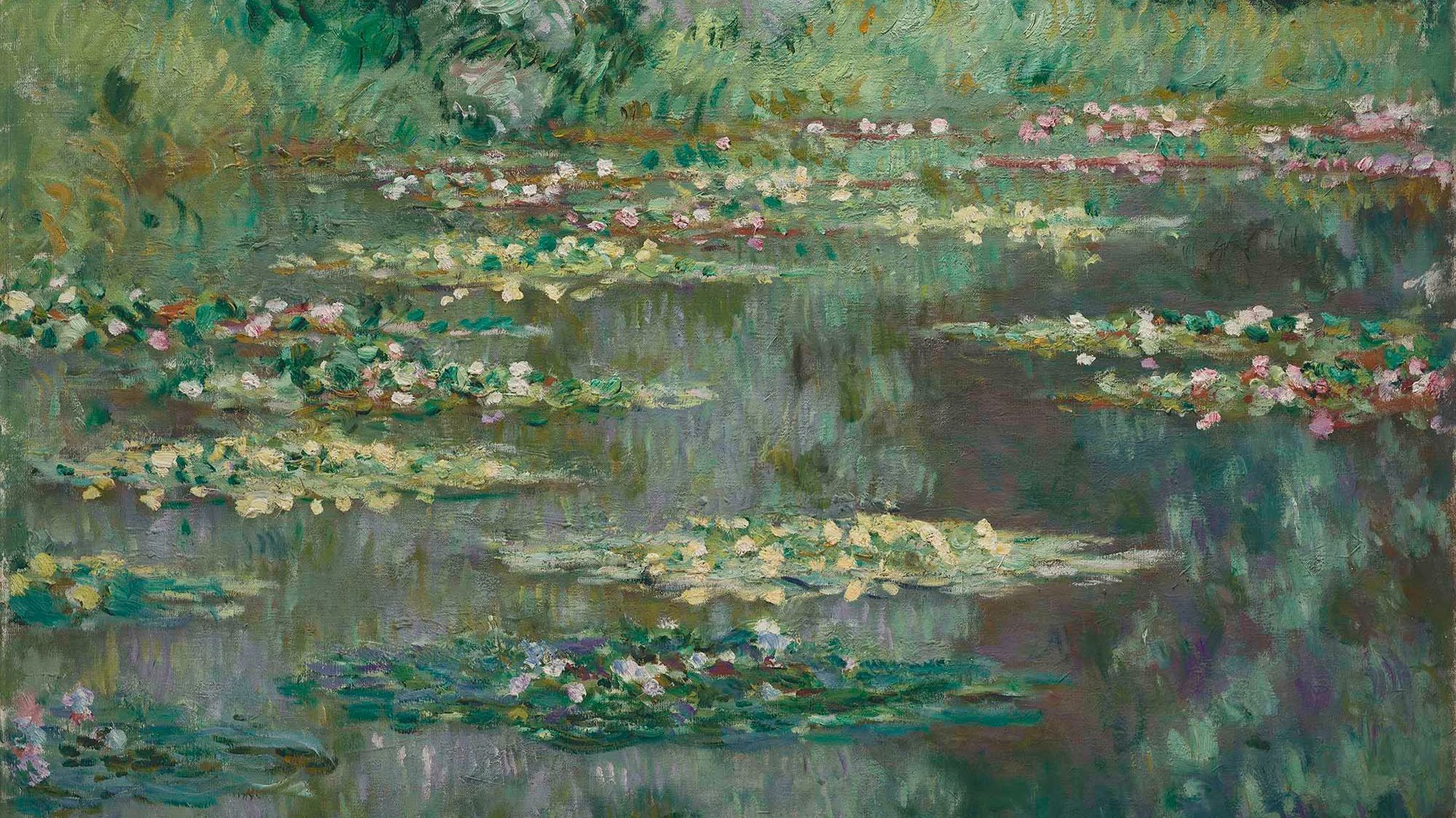 Why You Should Take A Monet Day In Balboa Park The San