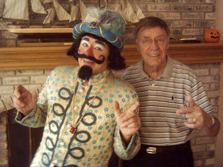Elgin Man To Revive Bozo's Buddy Wizzo For Alzheimer's