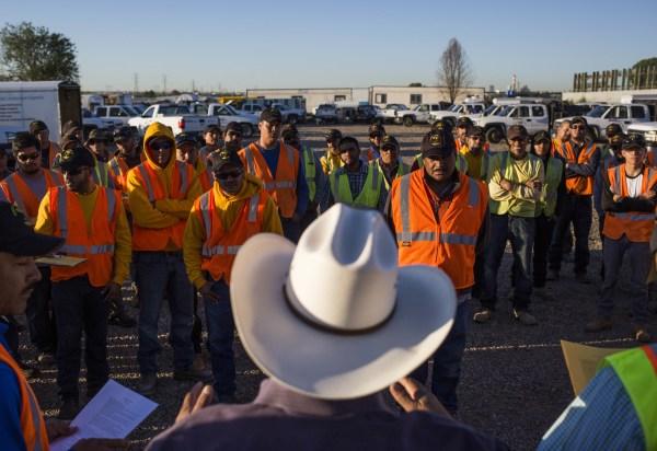 landscaper's 'hire american'