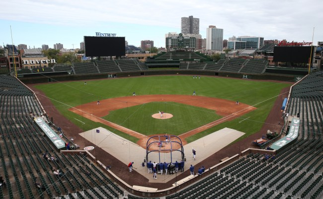 Cubs Nationals Nlds Game 3 Set For Monday Afternoon At
