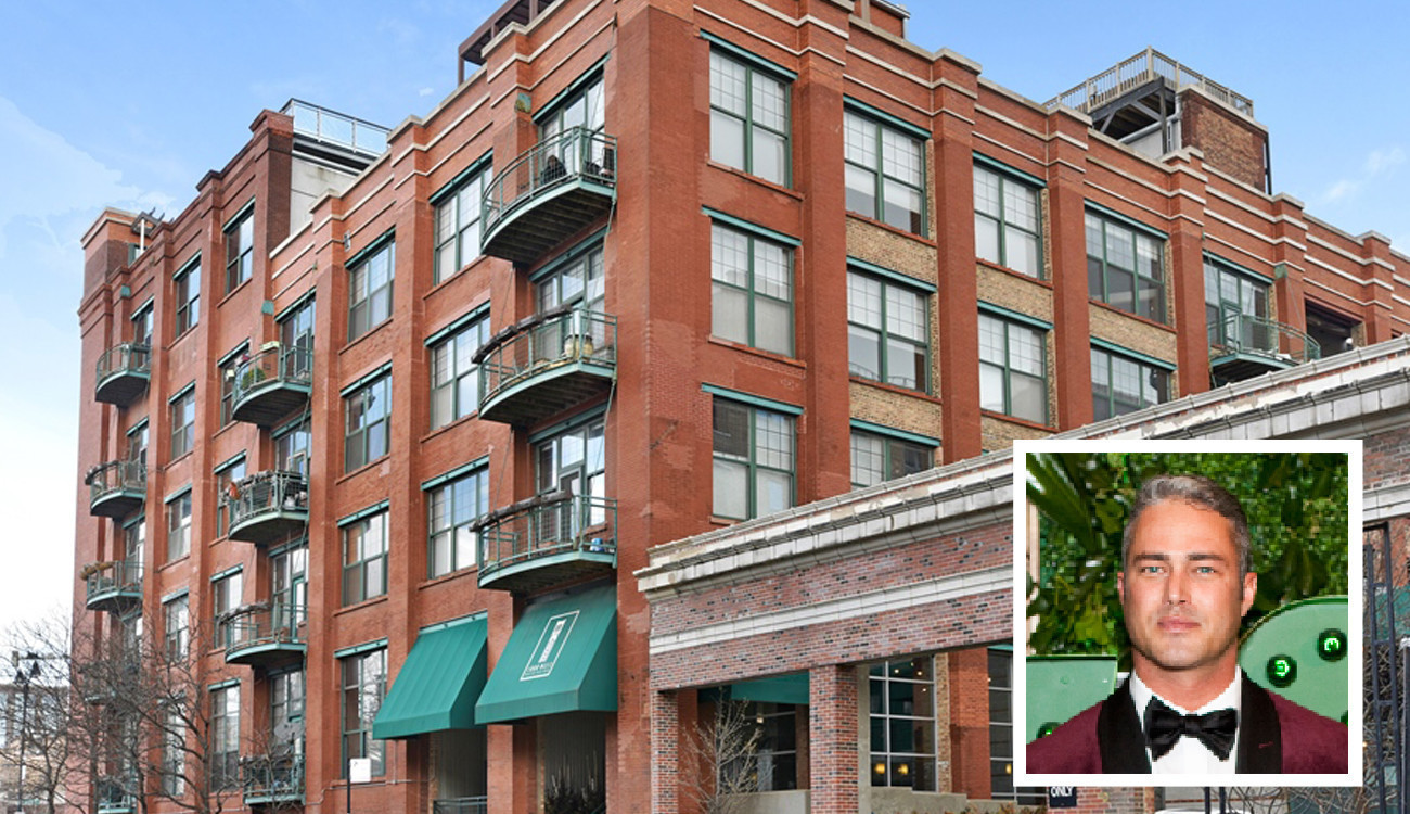 Actor Taylor Kinney buys Near West Side condo for 12