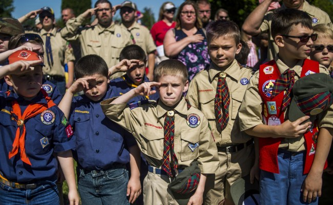 In Historic Change Boy Scouts To Let Girls In Some