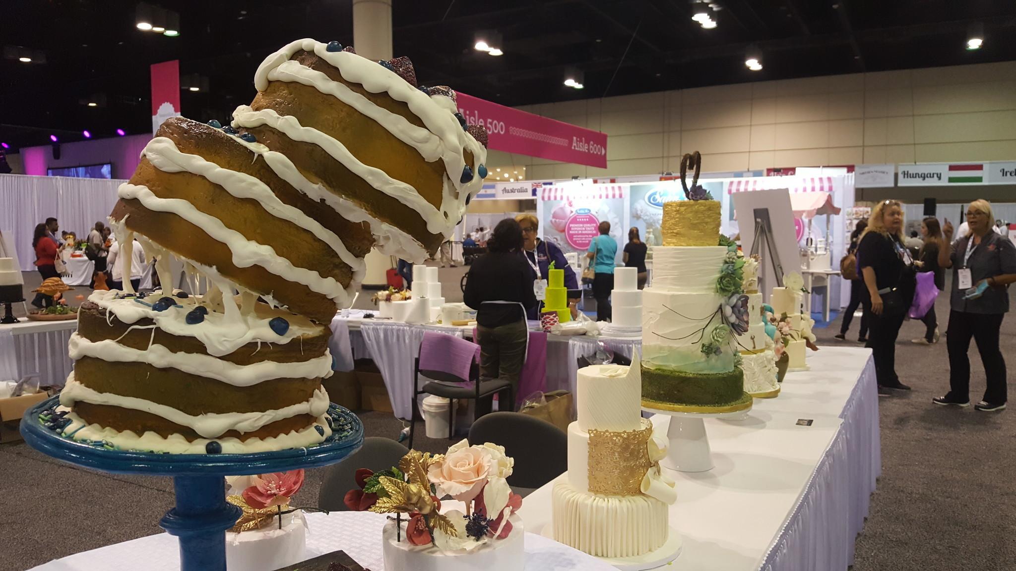 How To Navigate The Americas Cake Fair Orlando Sentinel