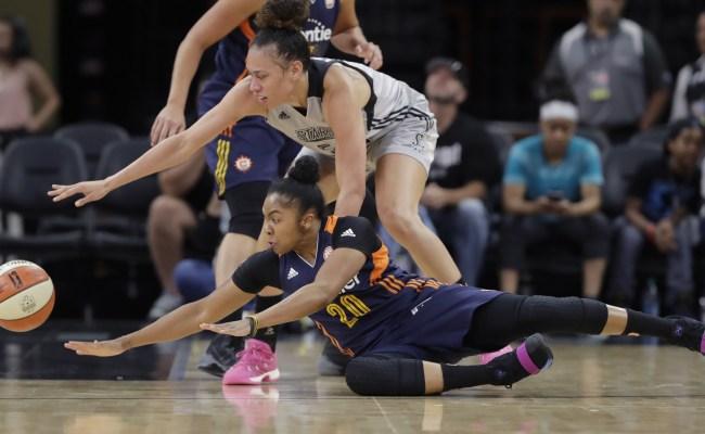 Las Vegas Gets First Pro Basketball Team Wnba S San