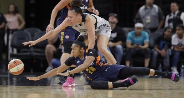 Las Vegas gets first pro basketball team WNBA39s San