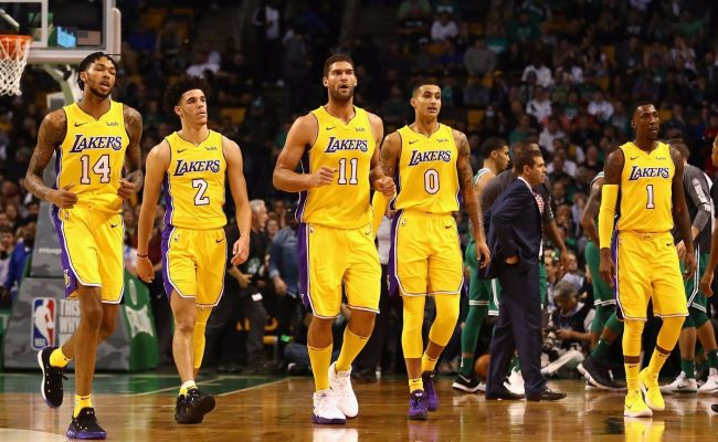 Five Takeaways From The Lakers 107 96 Loss To The Boston