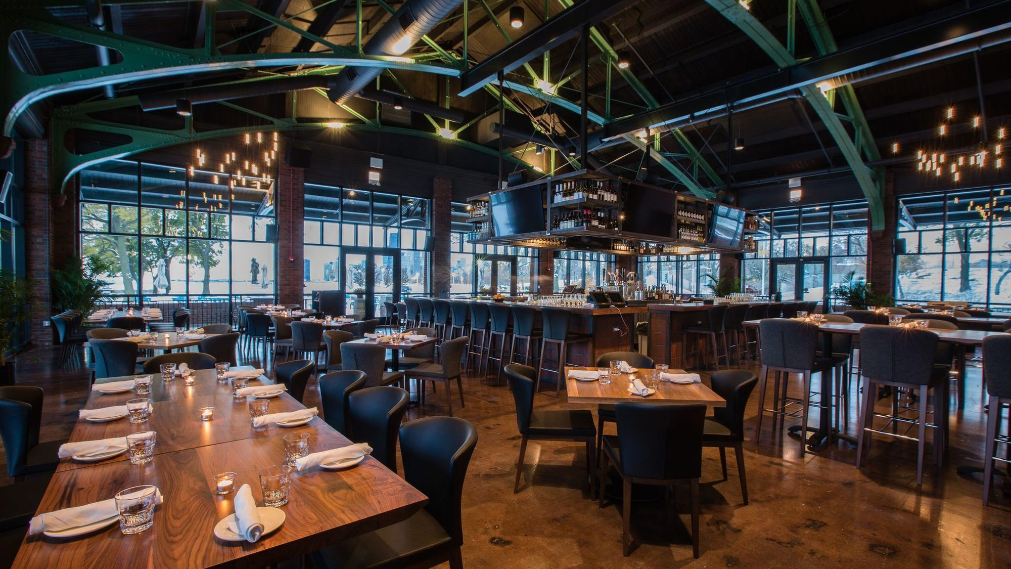 Lakefront Restaurant at Theater on the Lake now open