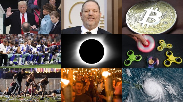 Year In Top Stories Of 2017 - Chicago Tribune